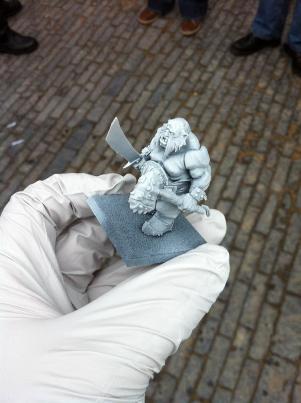 Witte grondverf van the Army Painter
