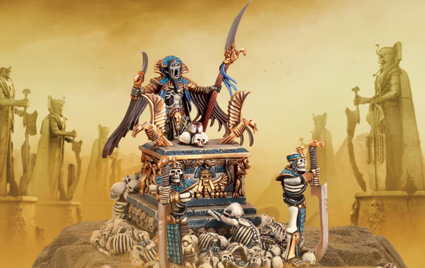 Games Workshop Casket of Souls