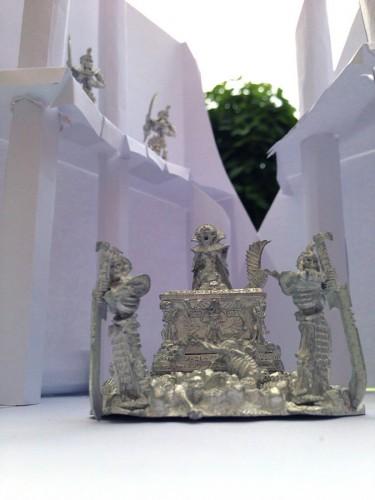 Blikseminslag geeft de Casket of Souls alle ruimte