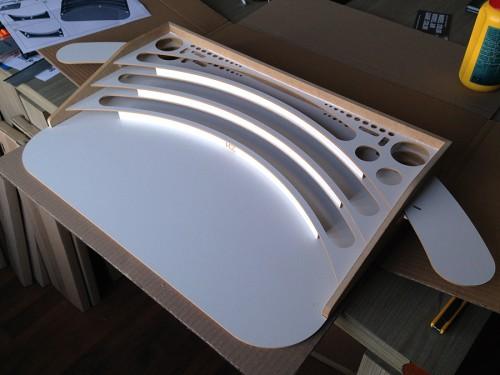 HobbyZone Professional PaintStation mét zijpanelen