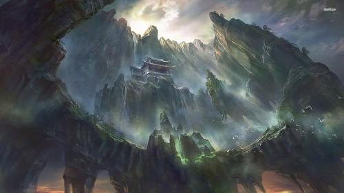 Floating Pagoda inspiratie 4