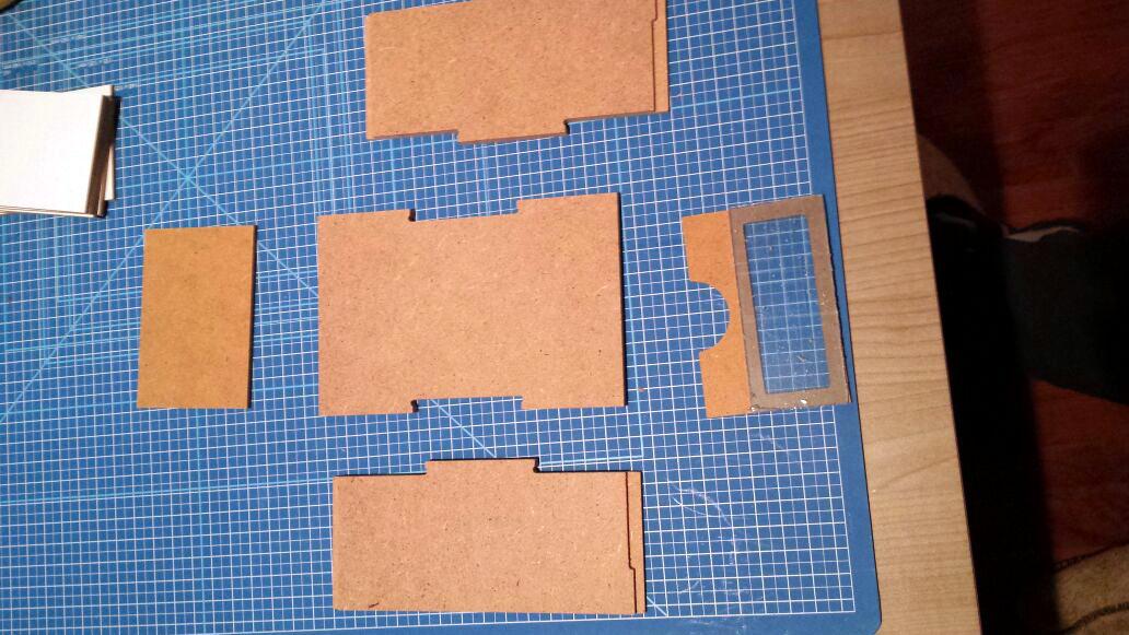 Hobbyzone Modular Workshop System 6drawers OM01 de onderdelen van de lades