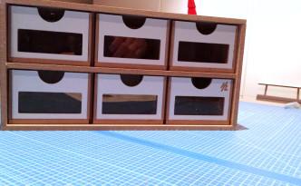 Hobbyzone Modular Workshop System 6drawers OM01 klaar!