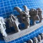 Ristuls Extraordinary Market Monster Skulls