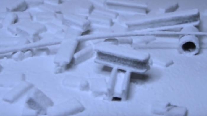 Krycell 5x haarlak en sneeuw