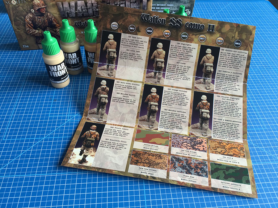 Scale 75 War Front handleiding