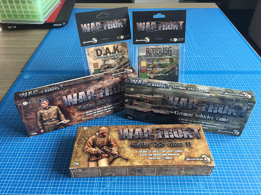 Scale 75 War Front serie