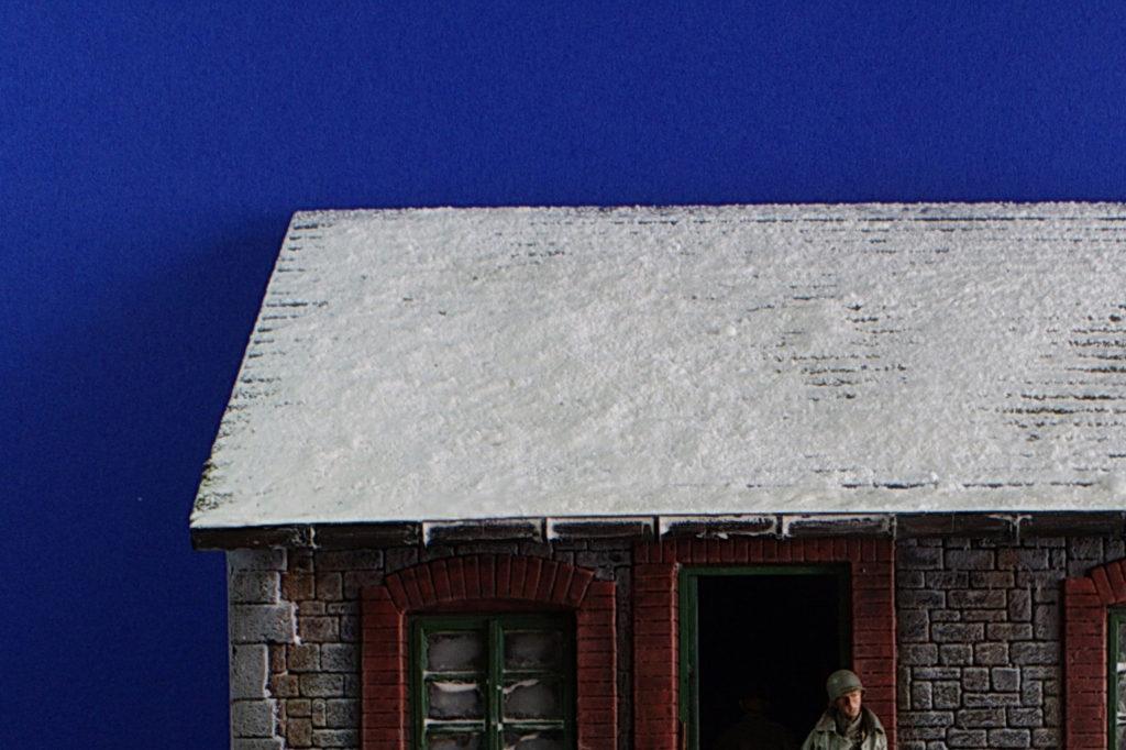 Krycell Precision Ice and Snow: sneeuw op het dak